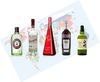 World Spirits Lineup